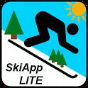 SkiApp LITE - THE Ski Computer icon