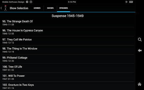 Old Time Radio Player (no ads) v5.6.0