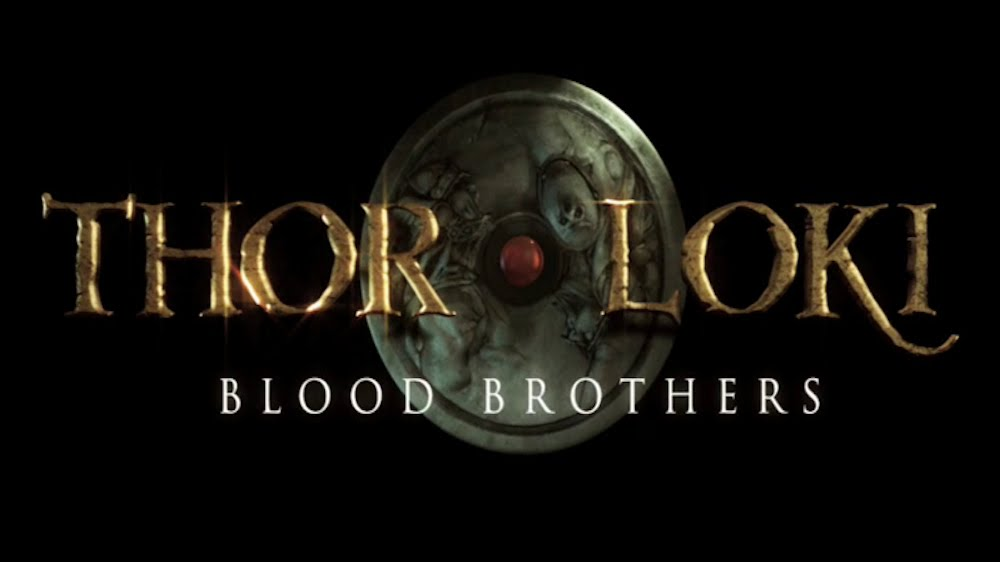 Thor and Loki : Blood Brothers by Rob Rodi (2011, Hardcover) NEW and SEALED HC