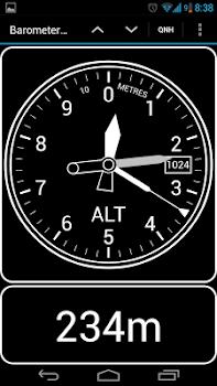Barometer Altimeter DashClock