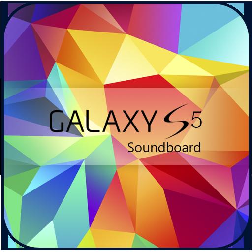 Galaxy S5 Soundboard LOGO-APP點子