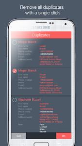 Contacts Optimizer v4.7
