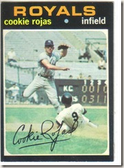 '71 Cookie Rojas
