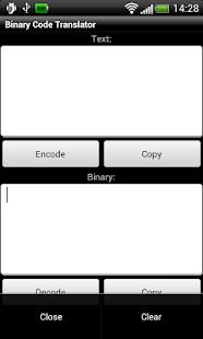 Binary to text online translator