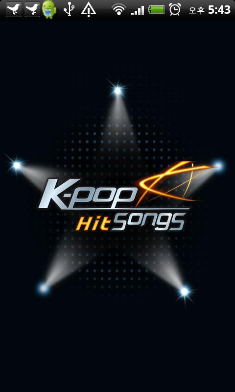 K-POP Hit Songs - screenshot
