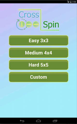 Cross Spin