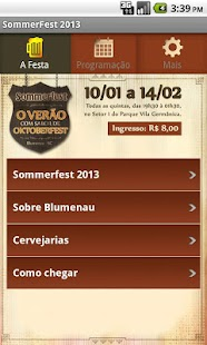 Sommerfest 2013 Oficial - screenshot thumbnail