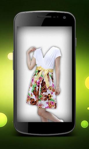 Korean Woman Dress Photo Maker