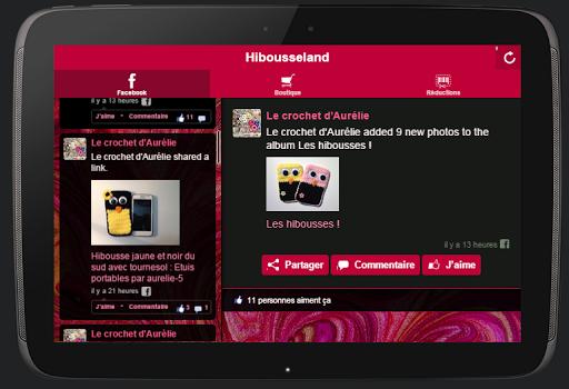 Hibousse'land|玩購物App免費|玩APPs