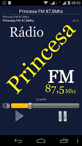 Princesa FM 87 5Mhz