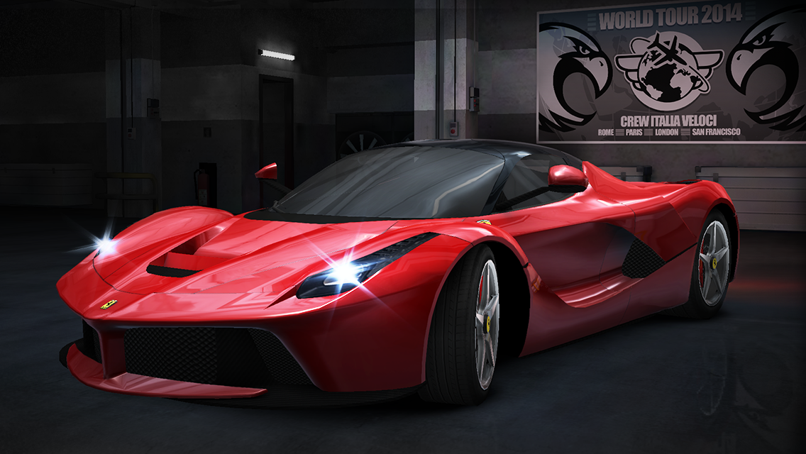 CSR Racing - screenshot