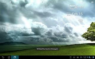 Screenshot of WiFi Control