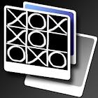Tic-tac-toe simple LWP icon