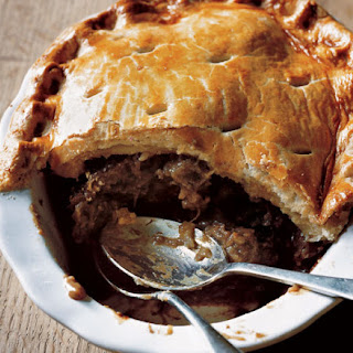 Aunty Mary's Slow-Cooked Beef Potpie