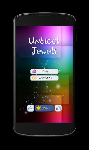 Unblock Jewels Game