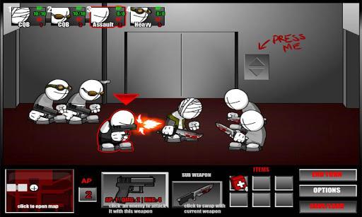 【免費動作App】Stick Crazy Revenge-APP點子