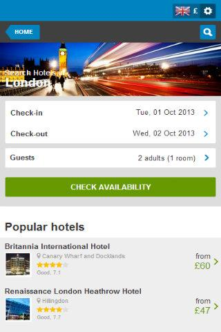 London Hotels 80 Discount