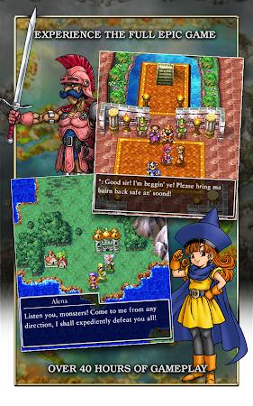 DRAGON QUEST IV - screenshot
