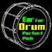 Drums Perfect Pitch - Rhythm sound practice game. Icon