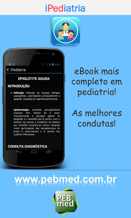 iPediatria - screenshot