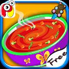 Sopa fabricante- juegos cocina icon