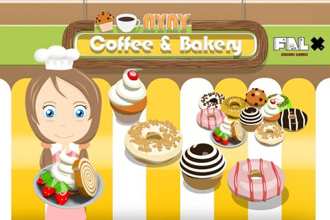 NyNy♥ Coffee & Bakery - screenshot