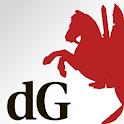 De Gelderlander nieuws app logo