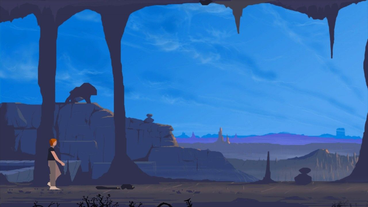 Another World - screenshot