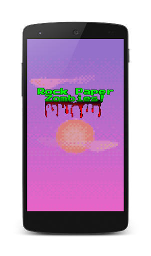 Rock Paper Zombies Free