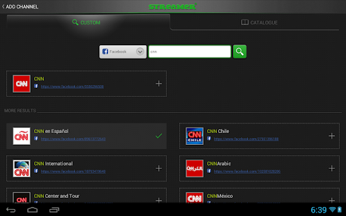 Meople.Streamer - screenshot thumbnail