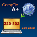 CompTIA A+ 220-802 Exam Prep icon