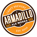 Logo of Armadillo Ale Works Greenbelt Farmhouse Ale