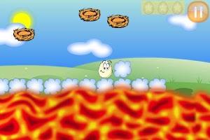 Screenshot of Egg Story Race