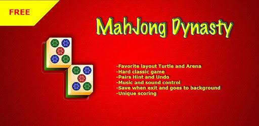 MahJong Dynasty - Apps on Google Play