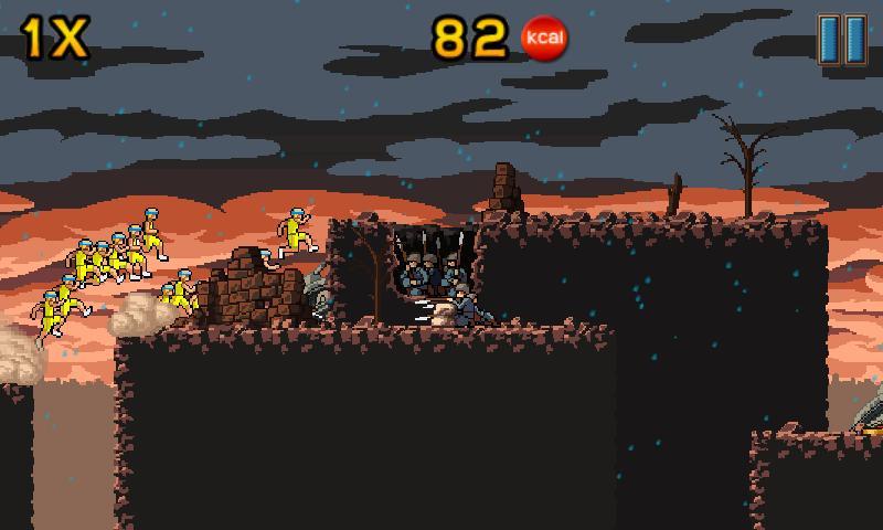 Grim Joggers screenshot #1