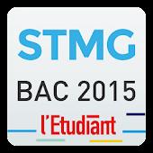 Bac STMG 2015 avec l'Etudiant