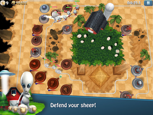 Tower Madness 2: 3D Defense 2.1.1 screenshots 10