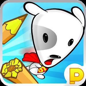 小白要回家-最過瘾遊樂園跑酷遊戲 冒險 App LOGO-APP試玩