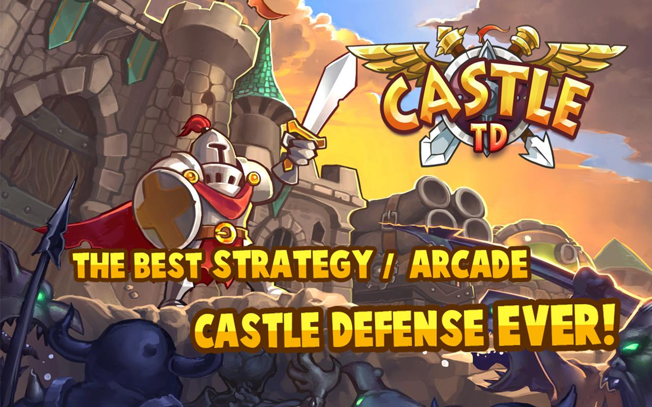 Castle Defense screenshot #1
