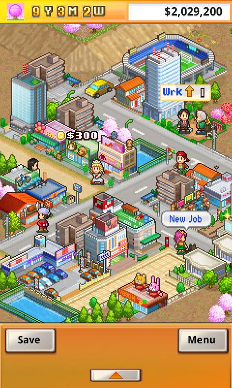 Venture Towns - screenshot
