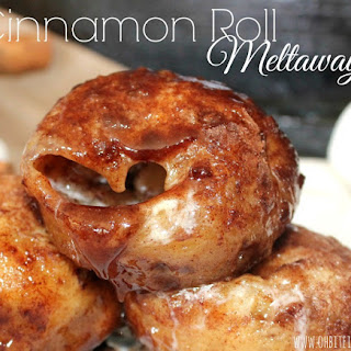 ~Cinnamon Roll Meltaways!