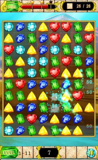【免費解謎App】寶石狂熱的傳說-APP點子