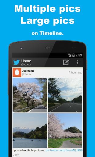 SocialLine for 推特