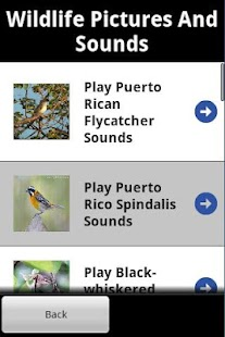 El Yunque National  Forest App - screenshot thumbnail