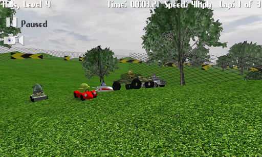Race the Robots Offroad