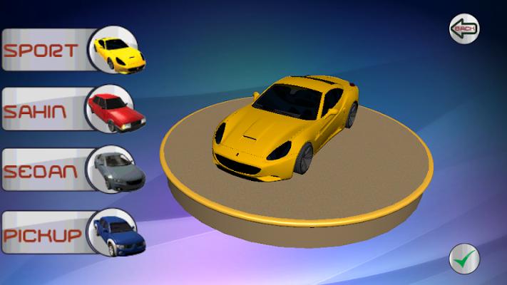 Drift Car 3D Plus - screenshot