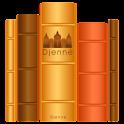 Djenné Book Reader logo