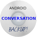 Conversation Backup icon