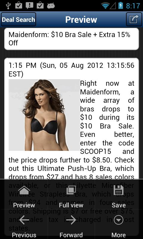 InoDeals - Daily Deals Shop- screenshot