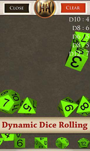 HazzaH RPG Player's Toolkit